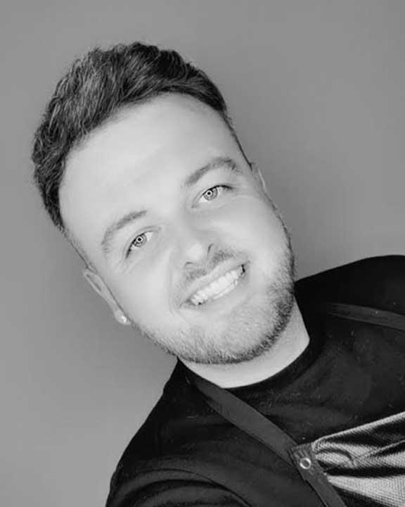 Jason O'Sullivan Style Director & Hair Extension Specialist